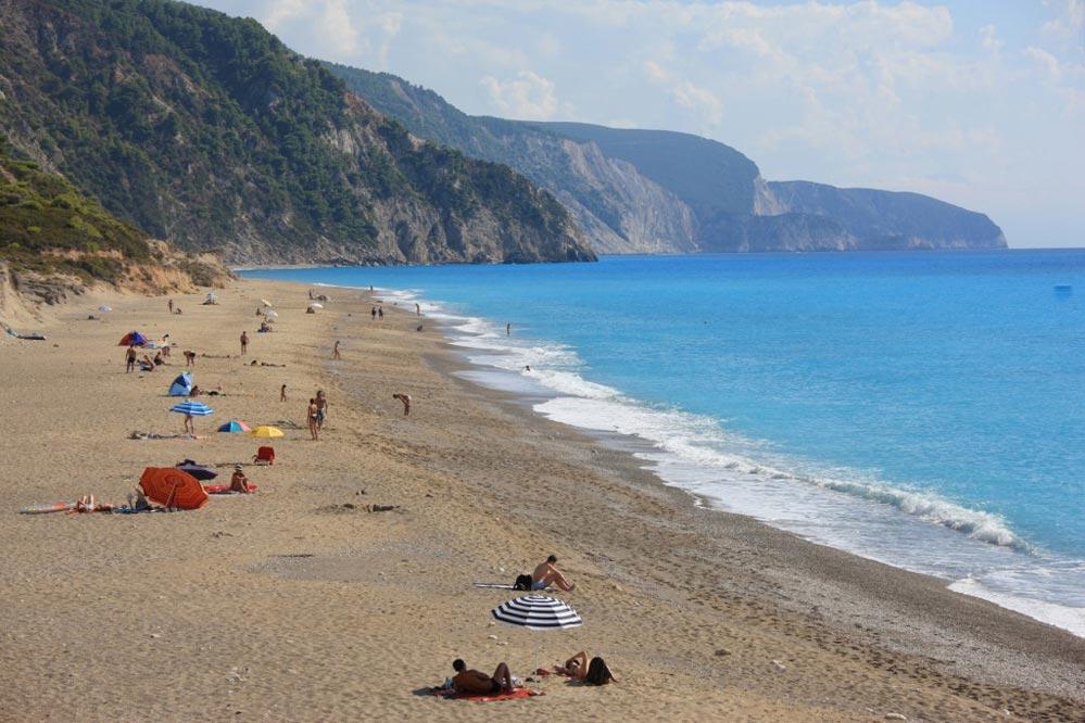 Παραλία Μίλος