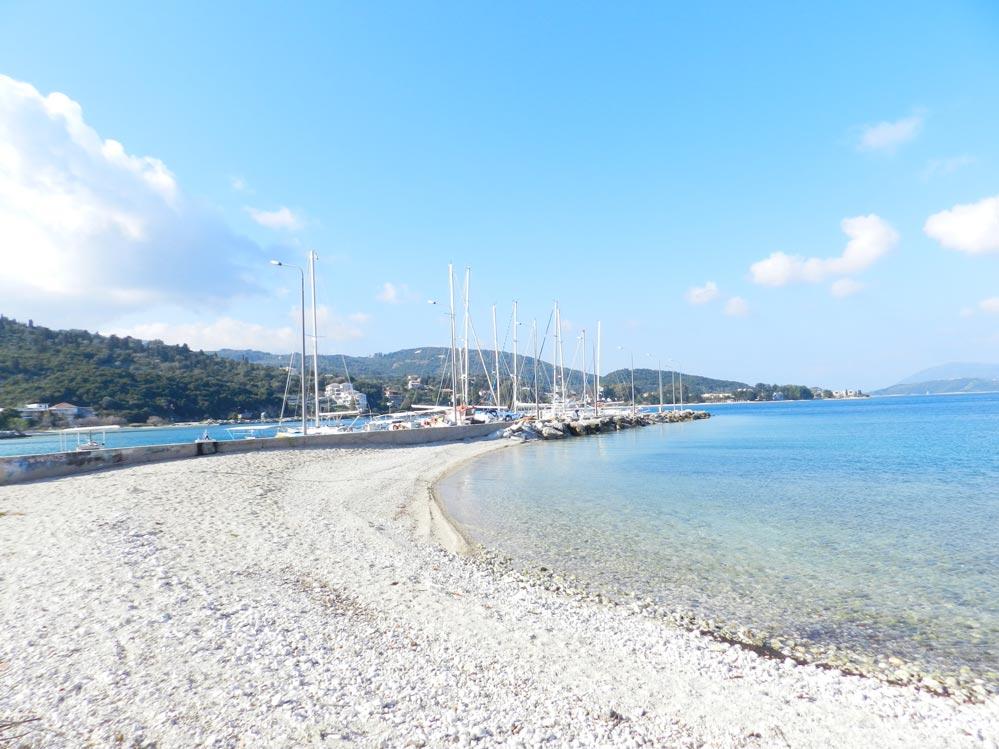Παραλία στη Νικιάνα